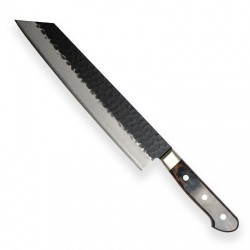 nůž Kiritsuke (Chef) 210 mm - Hokiyama - Tsuchime Shadow