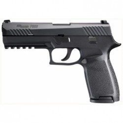Pistole samonab. Sig Sauer, Mod.: P320 Nitron, Ráže: 9mm Luger, 17+1 ran, včetně pouzdra