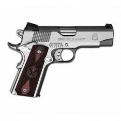 Pistole samonab. Springfield Armory, Model: Champion, Ráže: .45 ACP, černěná, celoocelová