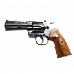 """Revolver Colt, Model: Python Elite, Ráže: .357 Mag., hl.: 4"""", Royal Blue"""