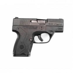 Pistole samonabíjecí Beretta, Model: Nano Trijicon, Ráže: 9mm Luger, černá