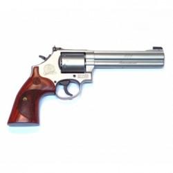 """Revolver Smith a Wesson, Mod.: 686 International, Ráže:.357 Mag, hl. 6"""", nerez"""