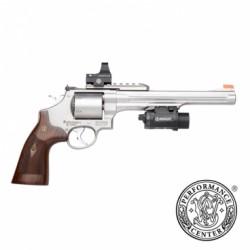 "Revolver Smith a Wesson, Mod.: M 629 Hunter, Ráže: .44 Mag., hl.:8,375"", weav.lišta"