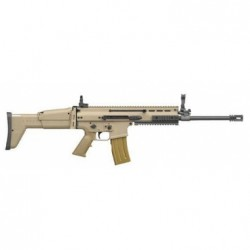 """Puška samonab. FN Herstal, Model: SCAR 16S, Ráže: .223 Rem, hl.: 16,25"""", FDE"""