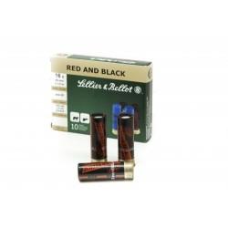 Náboj S&B 16x65 RED&BLACK 28,4 g/3,5 mm