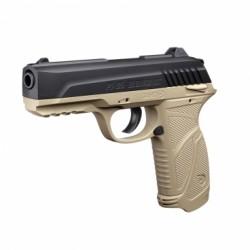 """Vzduchová samonab. pistole Gamo, Model: PT-85 Blowback, Ráže:.177""""/ 4,5mm, verze Desert"""
