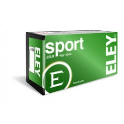 Náboj ELEY .22 LR Sport