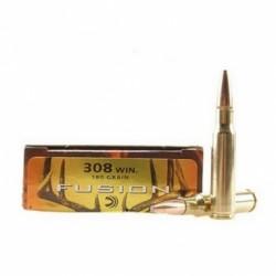 Náboj kulový Federal, Fusion, .308 Winchester, 180GR, Bonded Soft Point
