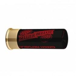 Náboj brokový Sellier a Bellot, Red and Black, 12x65, 4mm, 33, 5g