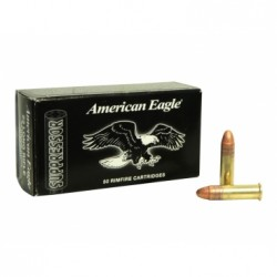 Náboj kulový Federal, American Eagle, Suppressor, .22 LR, 42GR, CP HP