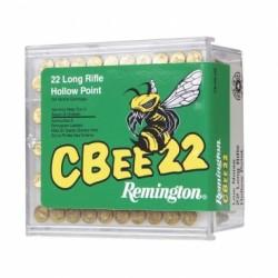 Náboj kulový Remington, CBee, .22LR/ Low Noise, 33GR, HP