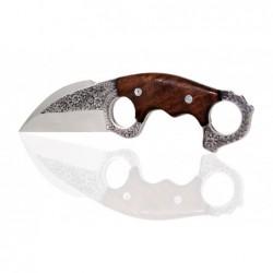 """nůž Dellinger """"D2"""" Engraver Double Karambit"""