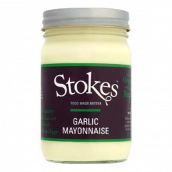 majonéza česneková Stokes Garlic Mayonnaise (Aioli) 368ml