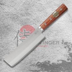 nůž Usubagata / Nakiri 165mm Kanetsune Hon-Warikomi 2000-series