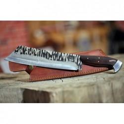 """BAZAR mačeta - nůž Dellinger """"D2"""" IRON Wood Chopper"""
