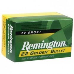 Náboj kulový Remington, Short HV, .22 Short, 29GR, RN