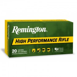 Náboj kulový Remington, High Performace Rifle, .375 RemUltraMag, 270GR, SP