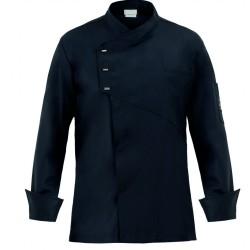 Giblor´s Emanuel kuchařský rondon dlouhý rukáv - barva černá